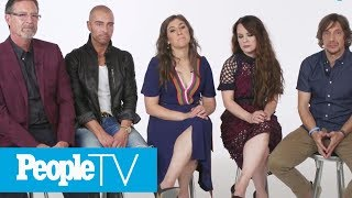 'Blossom' Cast Reflects On Filming Emotional Series Finale | PeopleTV