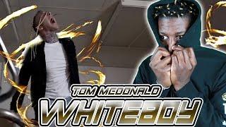 WTF!!! Tom Macdonald - WhiteBoy (CRAZY LIT REACTION)