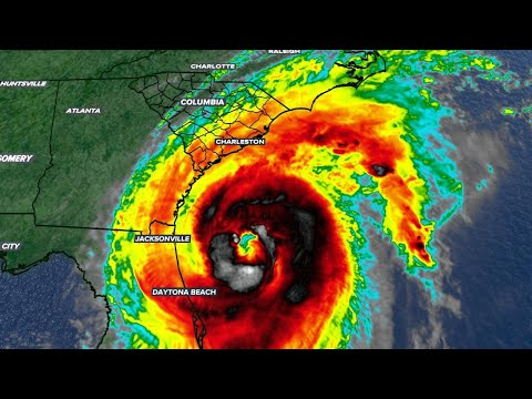 Hurricane Dorian: Latest Updates, Forecast On Its Effects In South Carolina