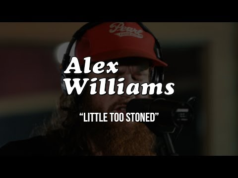 Alex Williams - Little Too Stoned - Gaslight Sessions