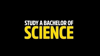 Study a Bachelor of Science at Flinders