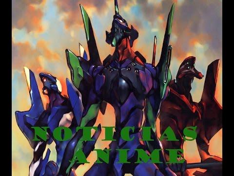 Noticias anime: Homenaje a Evangelion, Resident evil y  Spin off de Gantz