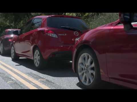 Courtenay Mazda: Smart City Brake Support