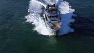 Carla Demaria, president of Monte Carlo Yachts: