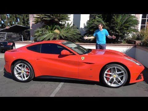 Here's Why the Ferrari F12 Berlinetta Is One of the Best Modern Ferraris