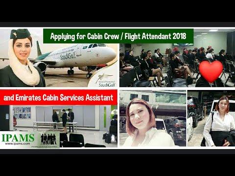 🌸When I'm applying SaudiGulf Airlines السعودية الخليجية FA and CSA Emirates Airlines😊