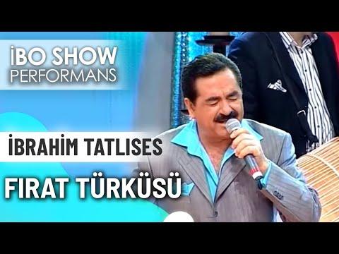 Fırat Türküsü | İbrahim Tatlıses | İbo Show Canlı Performans