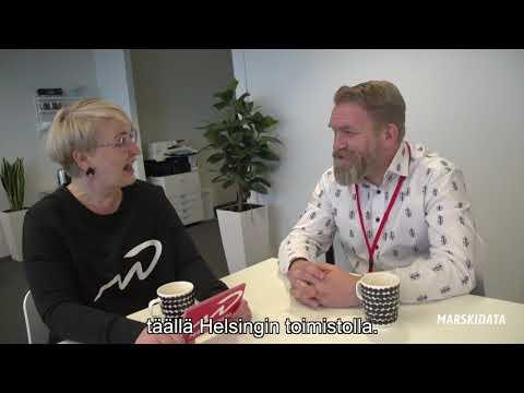Studio Marskidata: Uusi Account Manager Helsingissä - Börje Stén