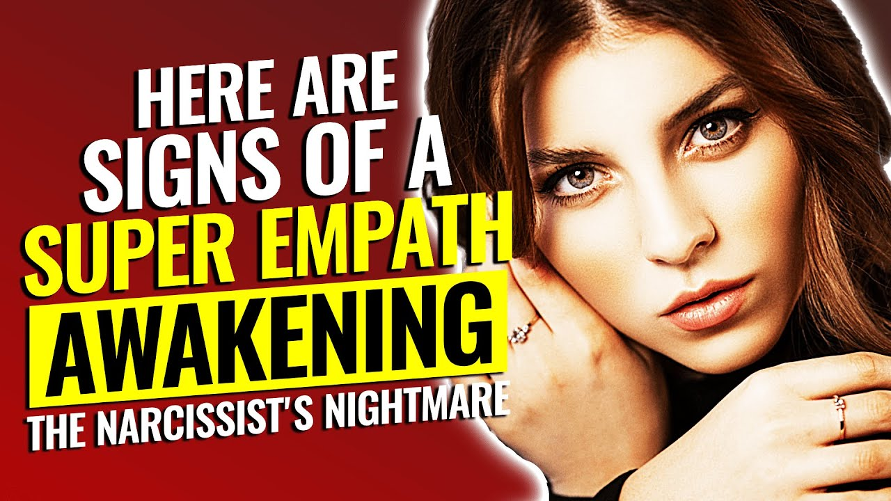 6 Signs Of A Super Empath Awakening