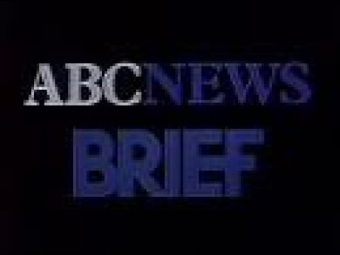 ABC News Brief With Tom Jarriel (1978)