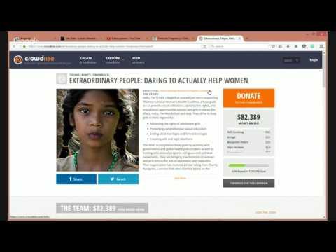 Anita Sarkeesian Bad-Mouths Charity Helping Women