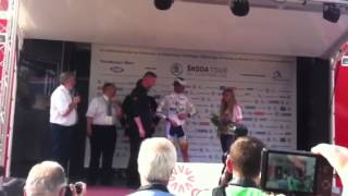 Skoda-tour De Luxembourg 2012 - Stage 3