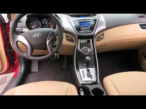 2013 Hyundai Elantra - Fairfield Hyundai - Fairfield, CT 06824 ...