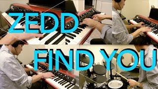 Zedd - Find You (Instrumental Mashup with Stay the NIght)