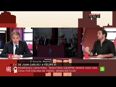 """Rodríguez Zapatero: """"La República tiene un atractivo inequívoco"""""""