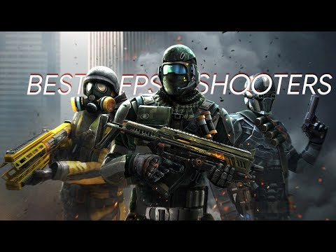 Best first person shooter ipad