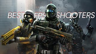 15 Best FPS gaṁes for mobile