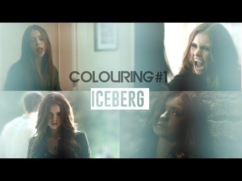 FCP Colouring #1 / IceBerg