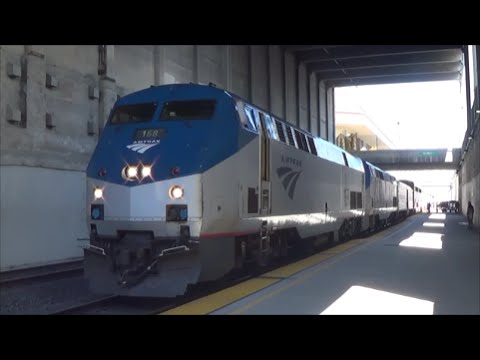 [HD] Riding Amtrak's California Zephyr from Chicago to Reno