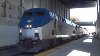 [HD] Riding Amtrak