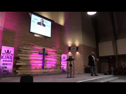 "Tim Anderson, Jr. sermon ""Show Me Your ID"""