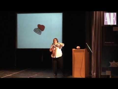 Cerebro masculino y femenino -la química del amor-. Prof. Mirta Polla. Neurociencias