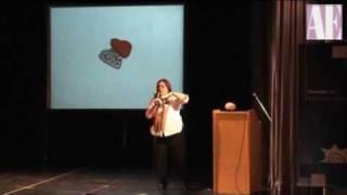 Cerebro masculino y femenino -la química del amor-. Prof. Nse. Mirta Polla. Neurociencias
