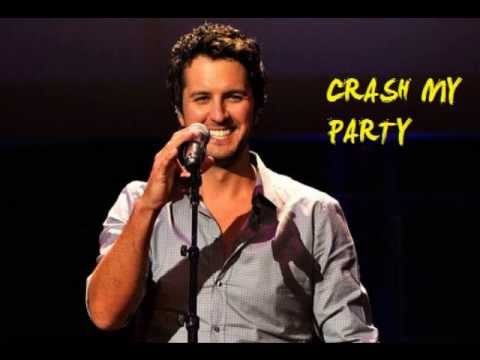 Luke Bryan - Crash My Party (lyrics)