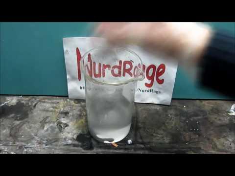 Make Cobalt and Manganese Nitrates