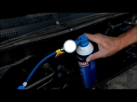 How To Recharge A/C – 2004-2009 Mazda 3 – Air Conditioner Repair