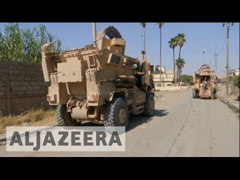 Iraq's military: ISIL is completely surrounded in Mosul