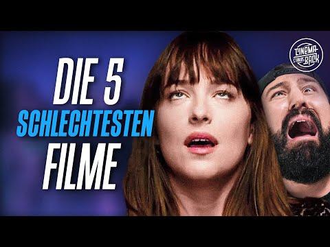 Die 5 SCHLECHTESTEN Filme, die Alper je gesehen hat (Ranking)