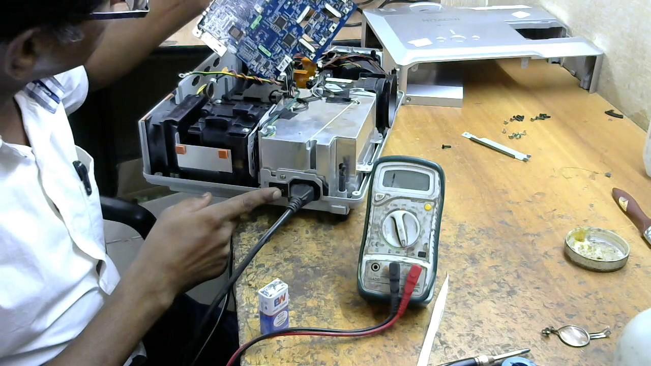 Image result for how do we repair projector repair