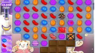Candy Crush Dreamworld Level 156  Walkthrough Video & Cheats