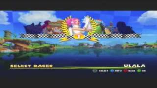 Sonic & Sega All-Stars Racing Review (360/PS3/Wii/PC)