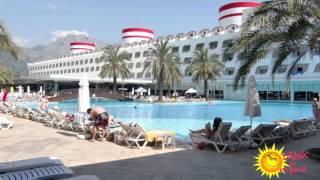 видео Отзыв об отеле Trans Atlantik Hotel & Spa: Турецкие 7 звезд