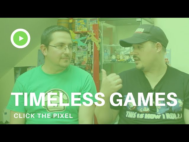 This is entertainment. Entrevista a Timeless Games