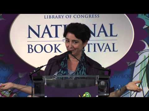 Denise Kiernan: 2013 National Book Festival - YouTube