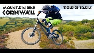 Mountain Biking Cornwall (Poldice Trails)