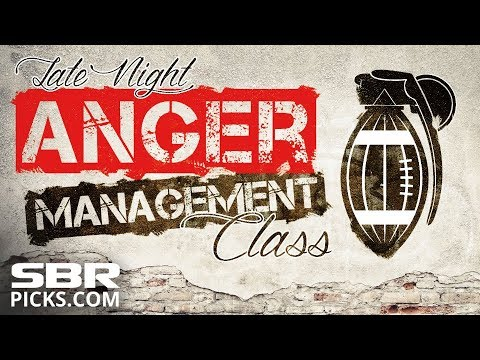 Late Night Anger Management | Monday Night Sports Betting Rage & Rants With Gabe Morency