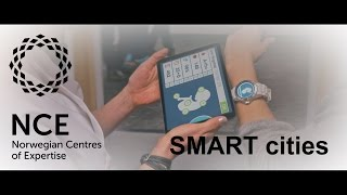SMART cities - My city in the future – Internet of things – Norwegian Centres of Expertise