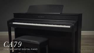 Kawai CA79 Digital Piano Introduction - Concert Artist Series