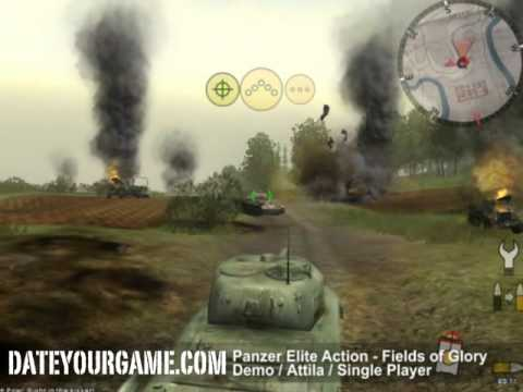 Panzer elite action: fields of glory demo download for windows 7.