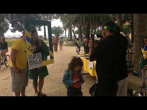 Dia do Brasil festejado no Porto
