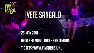 Trailer Ivete Sangalo in Amsterdam