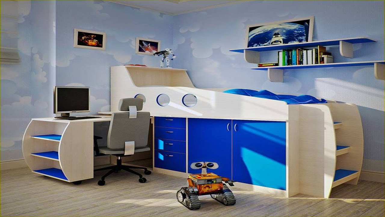 Mesmerizing kids bedroom design ideas youtube - Toddler bedroom ideas for small rooms ...