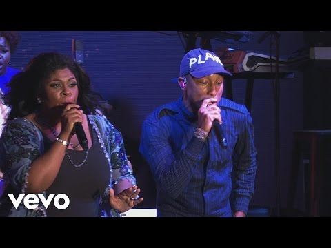 Kim Burrell & Pharrell Williams - I See a Victory (Live at TIFF)