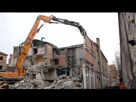 Travaux Public démolition prison Gérard Alloin