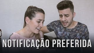 Baixar Notificação Preferida - Zé Neto e Cristiano (Cover Mariana e Mateus)