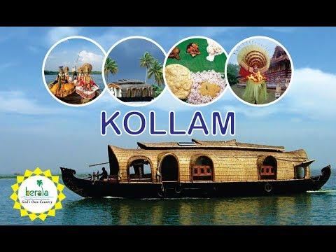 Kollam   Kerala Tourism   Top Places to Visit in Kerala   Incredible India